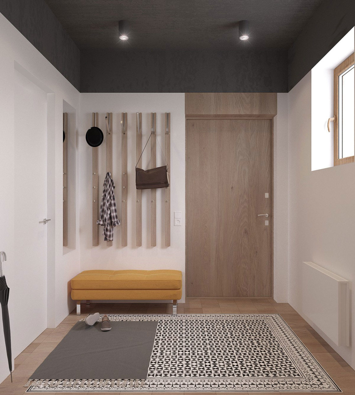 Scandinavian Inspiration by ZROBYM Architects (1)