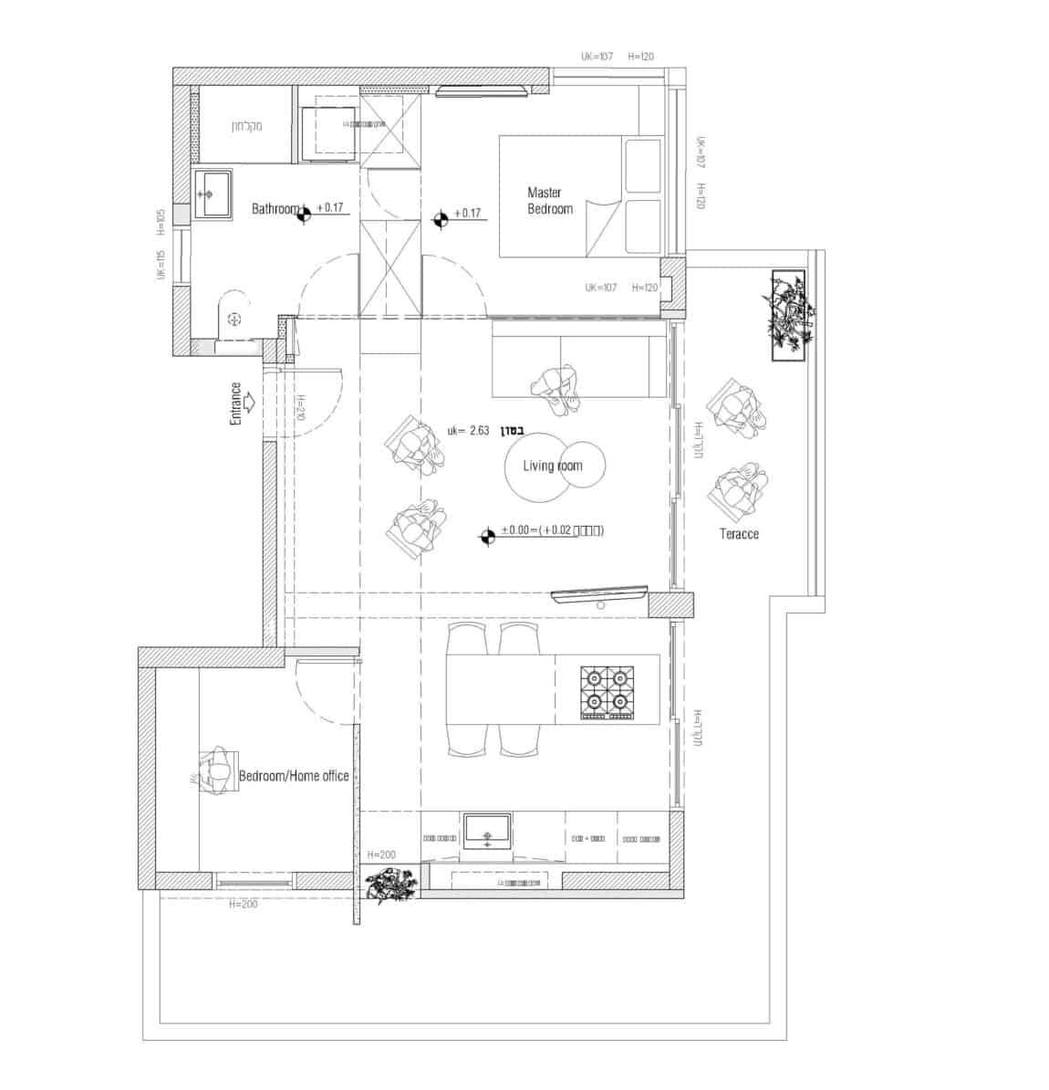 TLV Zechariah Apartment by Dori Interior Design (14)