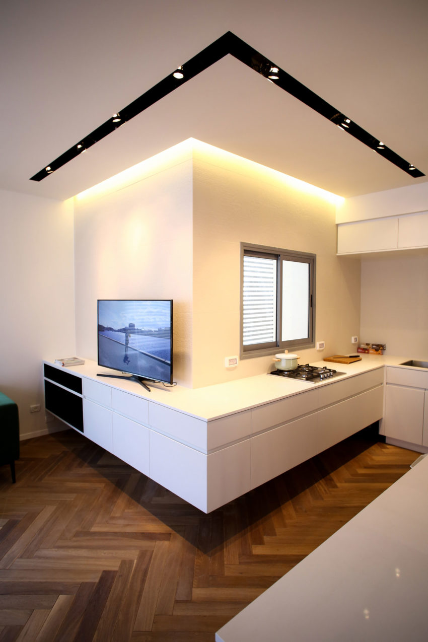 View in gallery tlv gordon 8 2 apartment by dori design 8