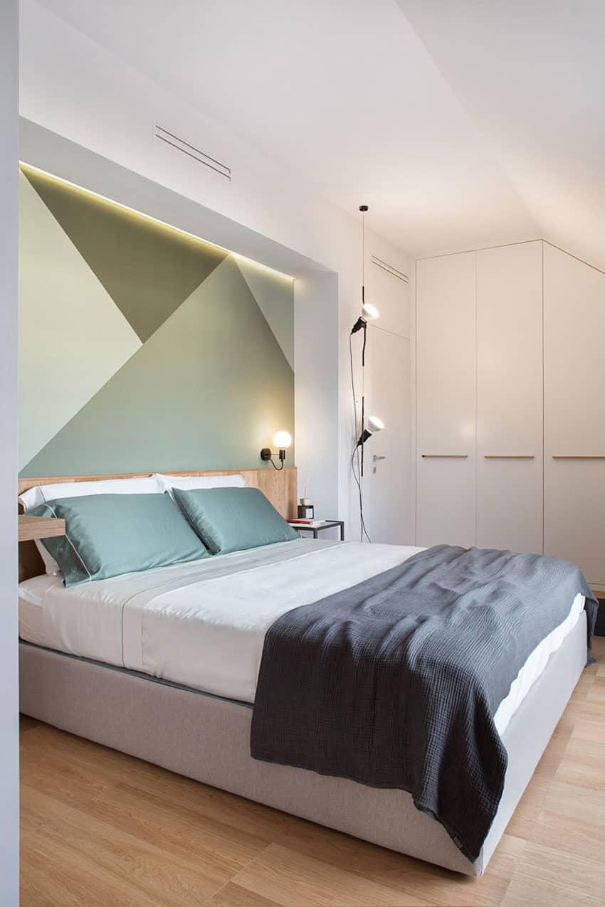 Andrea castrignano designs a stylish private home in milan - Andrea castrignano interior designer ...