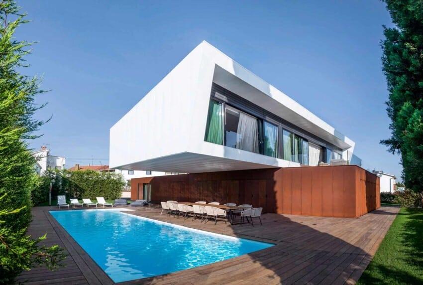 Villa Materada by Proarh (2)