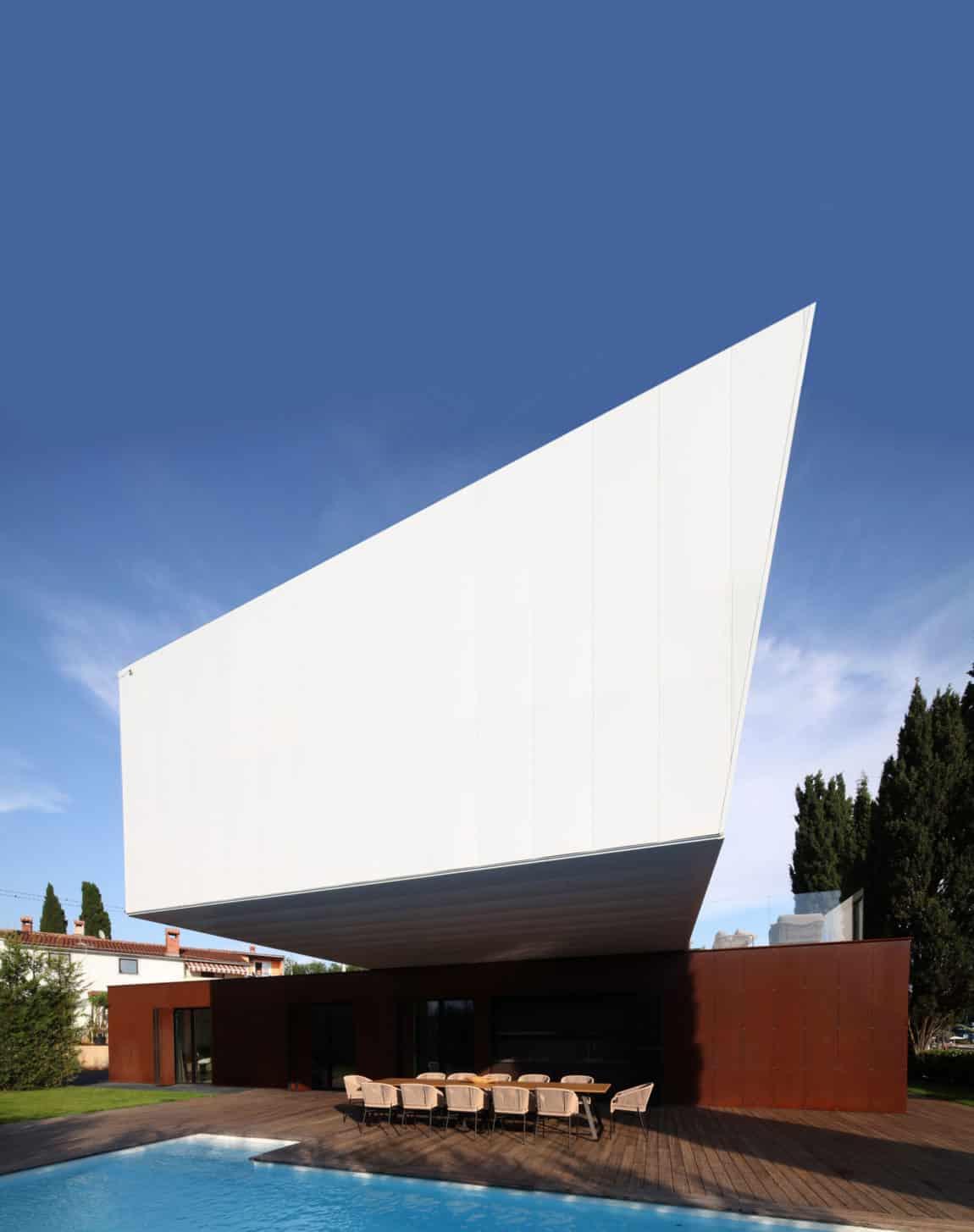 Villa Materada by Proarh (3)