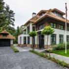 Villa Naarden by DENOLDERVLEUGELS Architects (1)