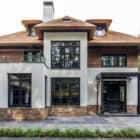 Villa Naarden by DENOLDERVLEUGELS Architects (4)
