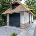 Villa Naarden by DENOLDERVLEUGELS Architects (6)