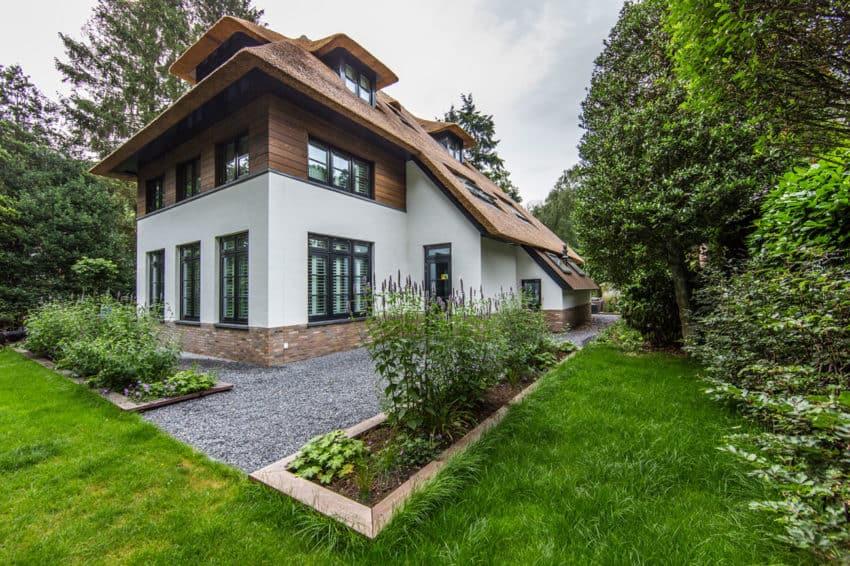 Villa Naarden by DENOLDERVLEUGELS Architects (7)