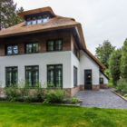 Villa Naarden by DENOLDERVLEUGELS Architects (8)