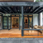 Villa Naarden by DENOLDERVLEUGELS Architects (10)