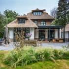 Villa Naarden by DENOLDERVLEUGELS Architects (14)