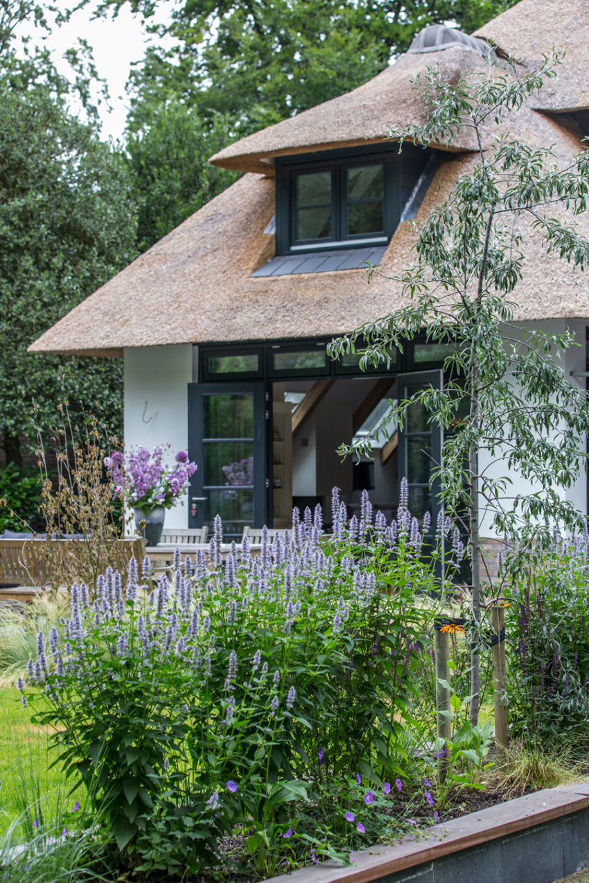 Villa Naarden by DENOLDERVLEUGELS Architects (15)