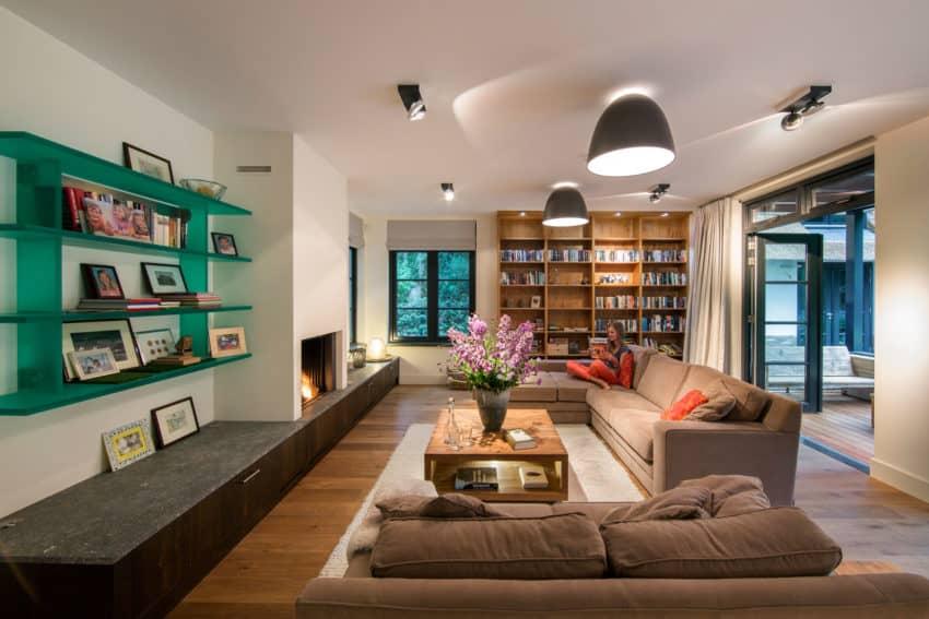 Villa Naarden by DENOLDERVLEUGELS Architects (17)