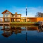 Villa Rijpwetering by DENOLDERVLEUGELS Architects (2)
