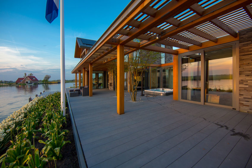 Villa naarden by denoldervleugels architects amp associates