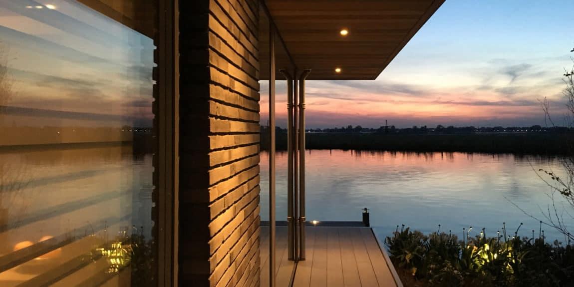 Villa Rijpwetering by DENOLDERVLEUGELS Architects (12)