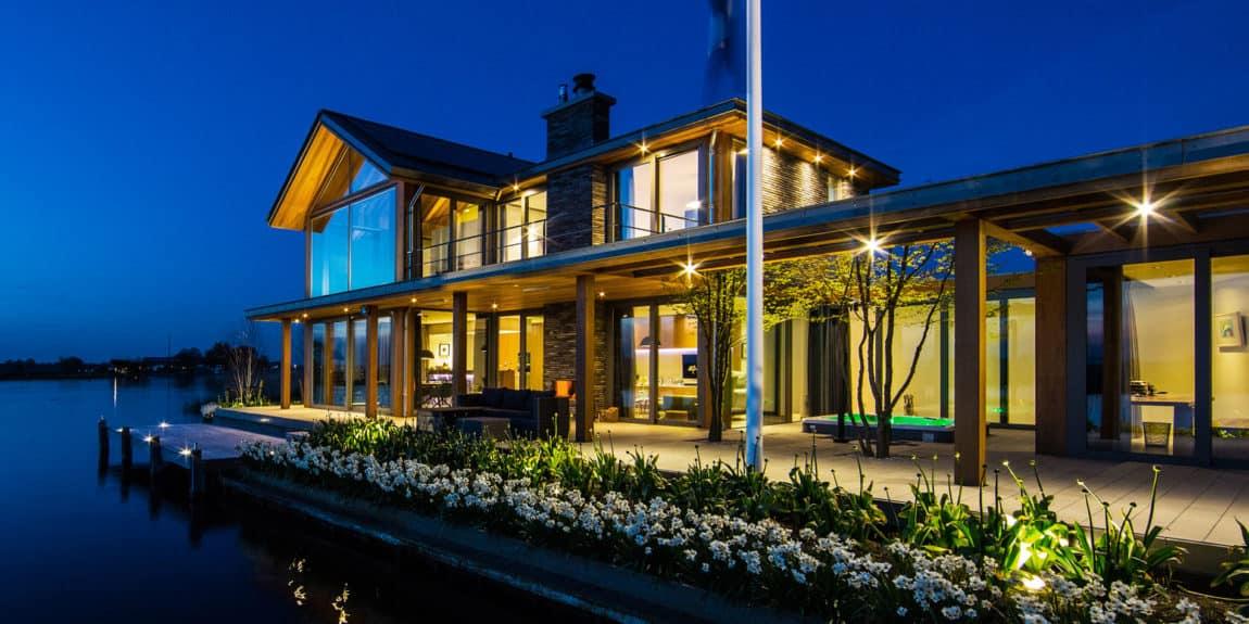 Villa Rijpwetering by DENOLDERVLEUGELS Architects (15)