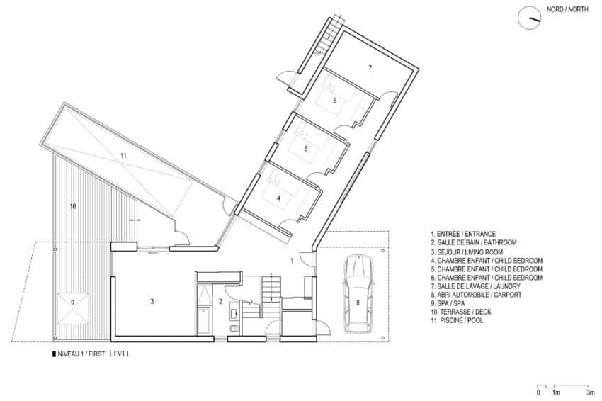 Altaïr house by Bourgeois/Lechasseur architect (13)