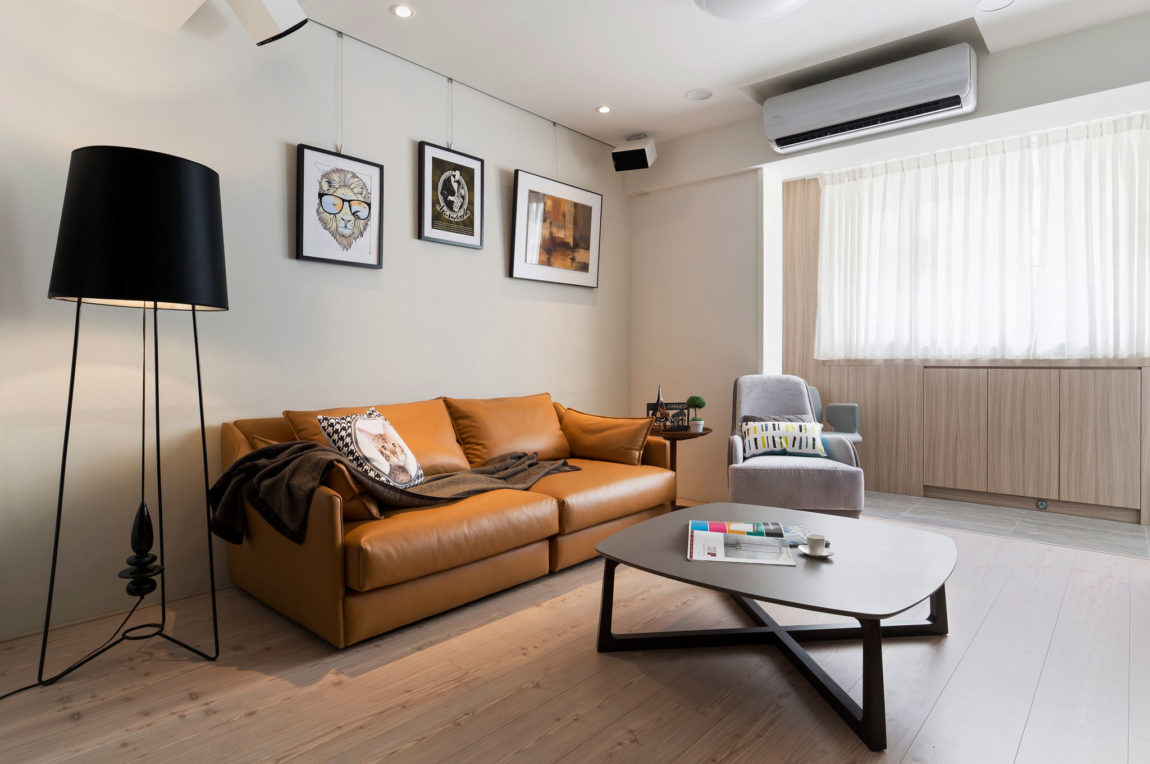 Apartment in Taipei by Alfonso Ideas (3)
