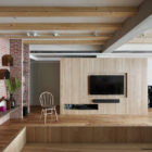 Apartment in Taipei by KplusCDesign (4)