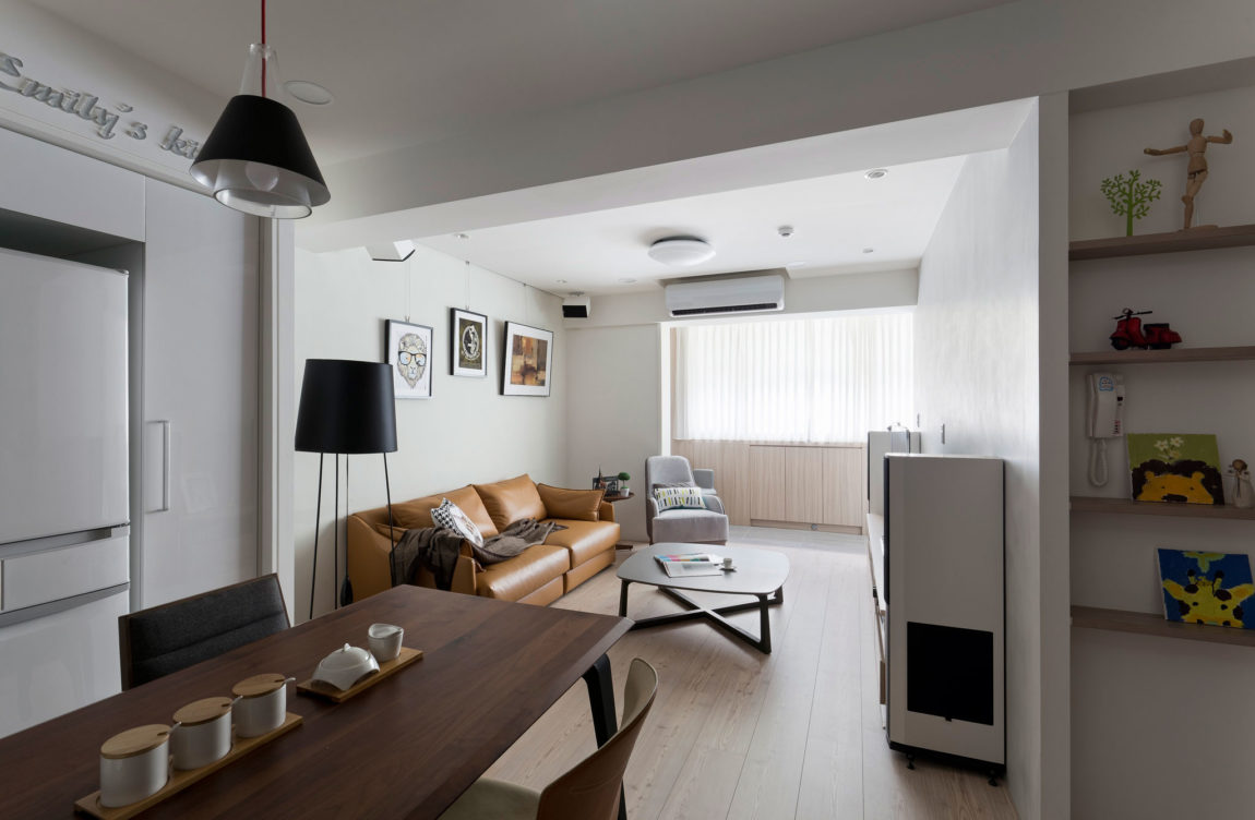 Apartment in Taipei by Alfonso Ideas (12)