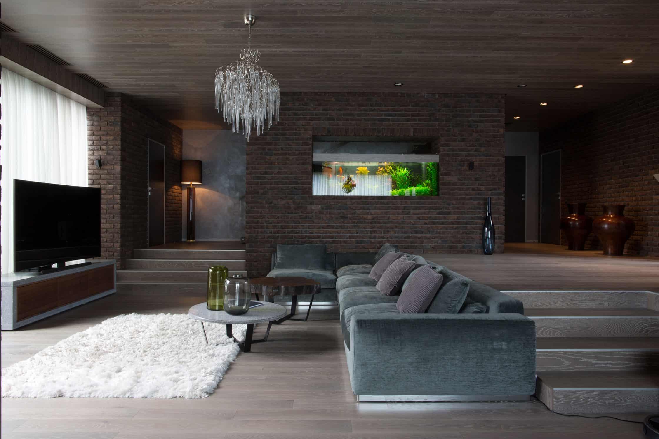 Architectural Studio Chado Designs a Private Residence in the Rostov Region of Russia