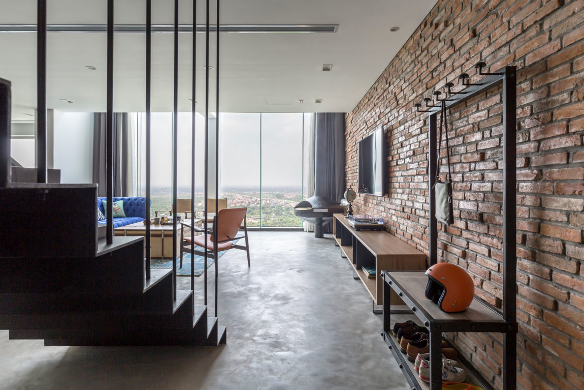 Penthouse Ecopark by ihouse (2)