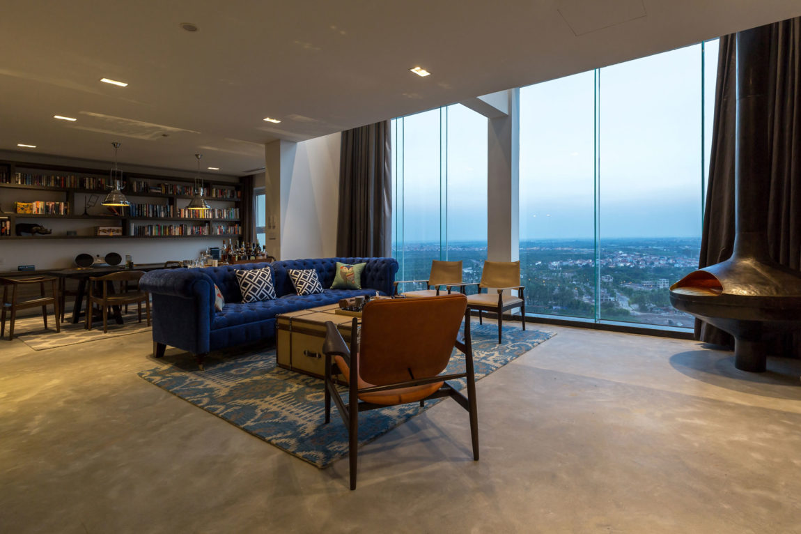 Penthouse Ecopark by ihouse (3)