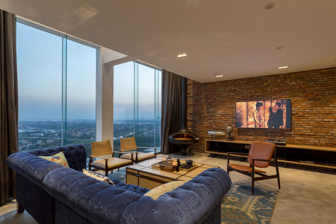 Penthouse Ecopark by ihouse (5)