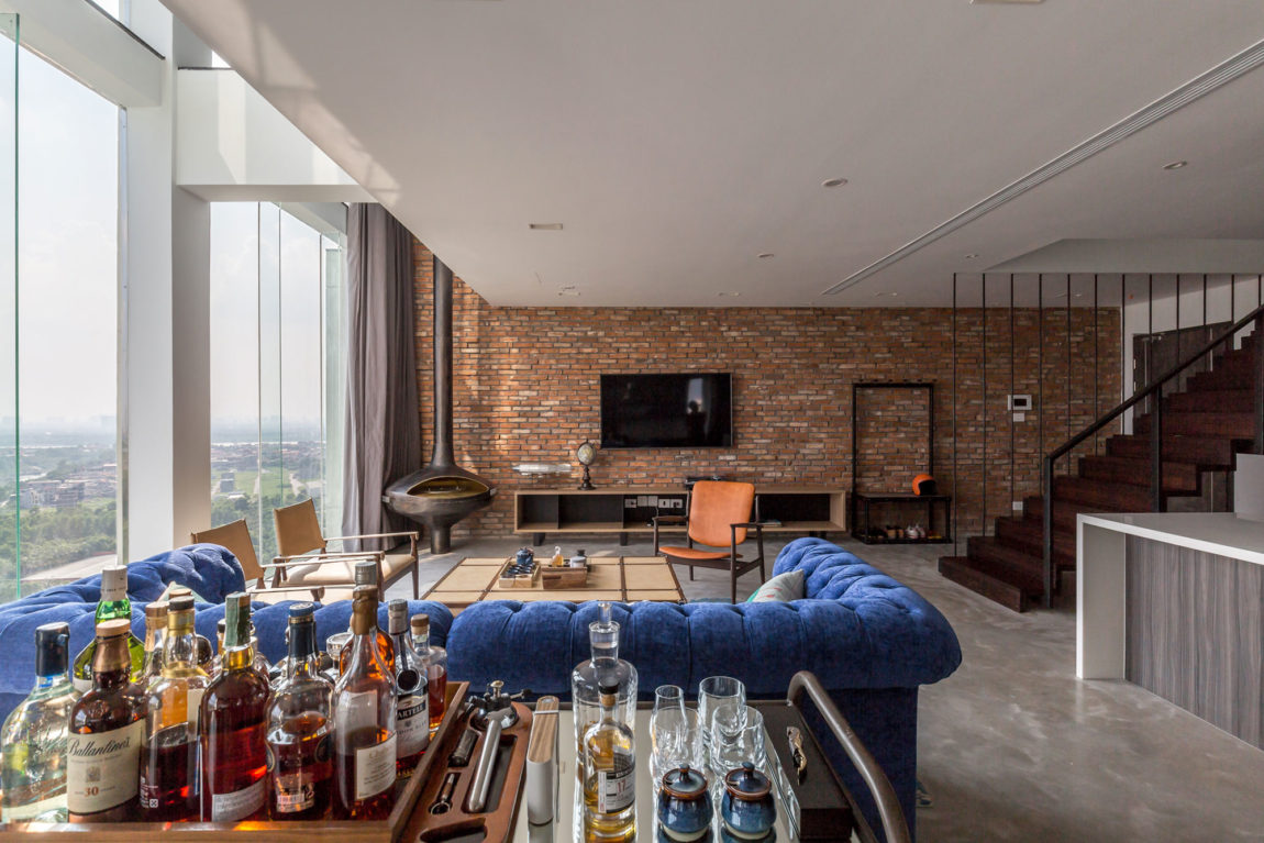 Penthouse Ecopark by ihouse (6)