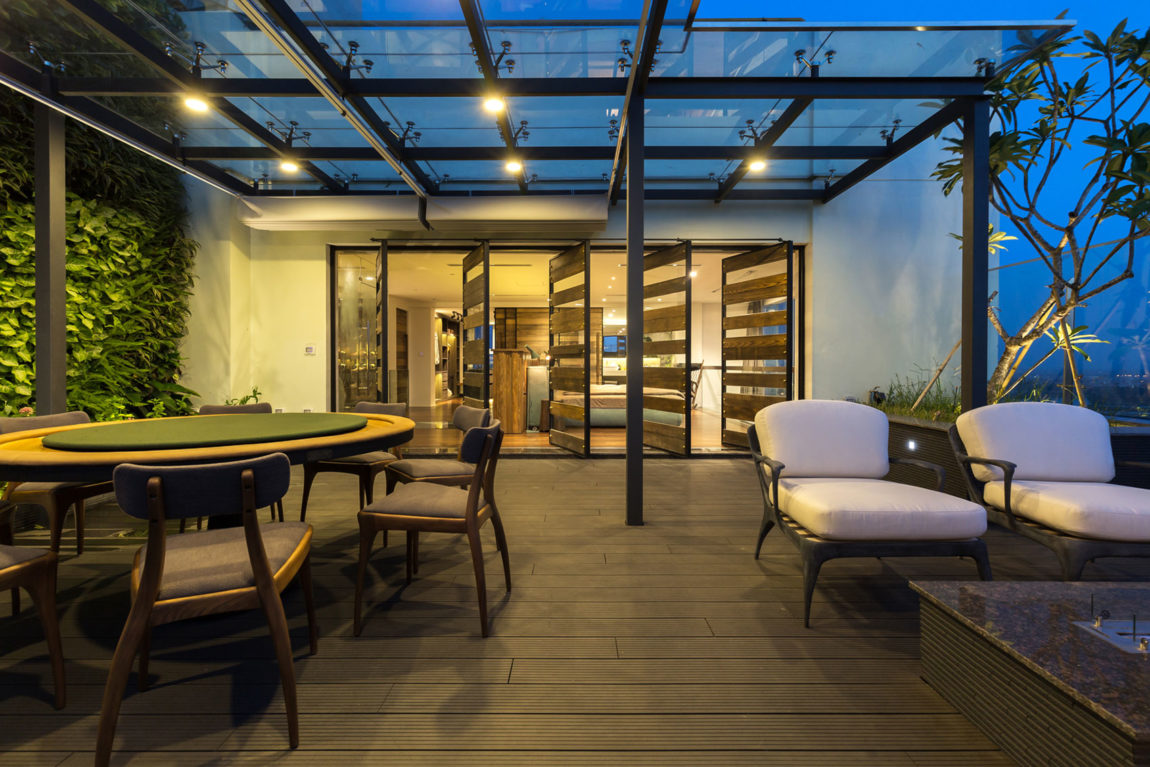Penthouse Ecopark by ihouse (22)