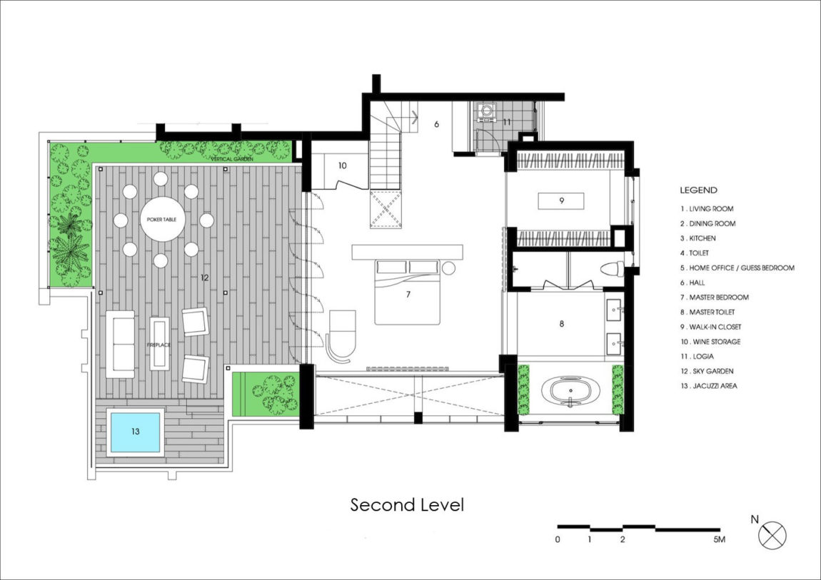Penthouse Ecopark by ihouse (27)
