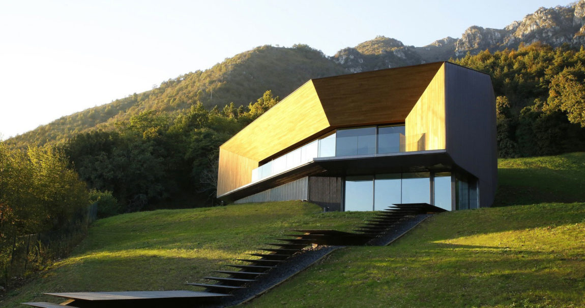 Alps Villa by Camillo Botticini (5)