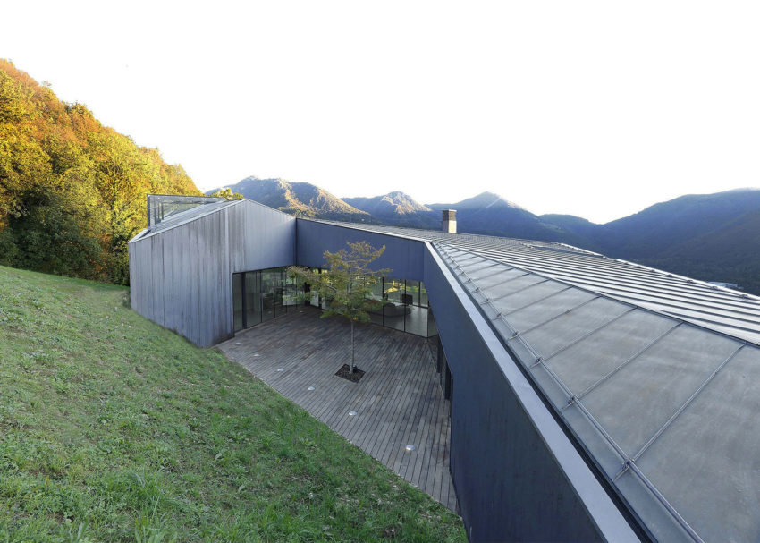 Alps Villa by Camillo Botticini (10)