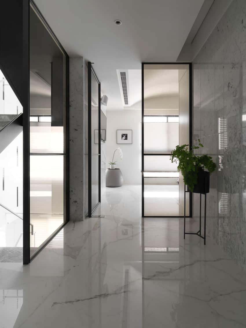 Apartment Interior by Vattier Design (1)