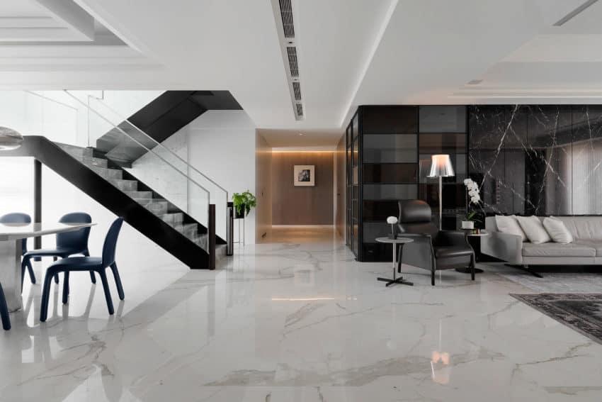Apartment Interior by Vattier Design (4)