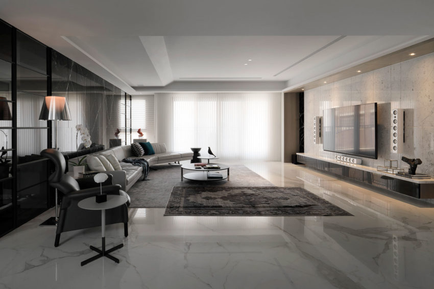 Apartment Interior by Vattier Design (6)