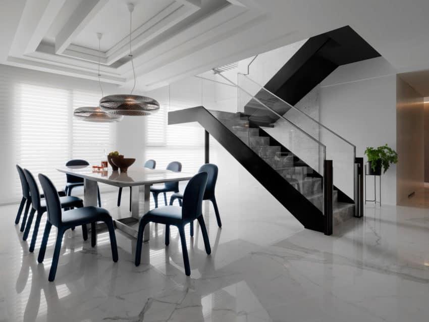 Apartment Interior by Vattier Design (10)