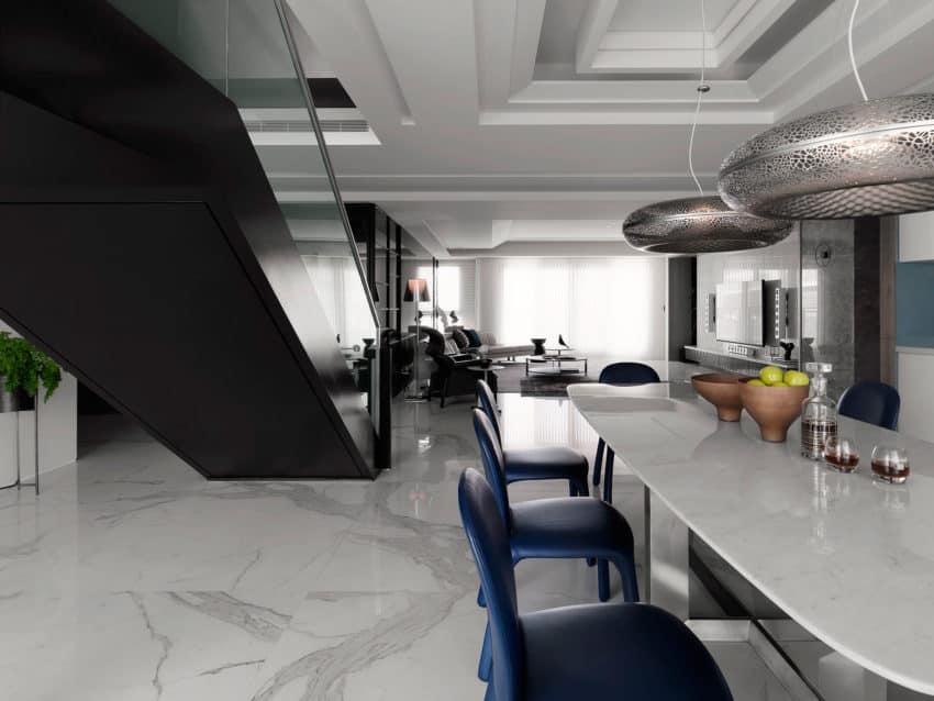 Apartment Interior by Vattier Design (13)