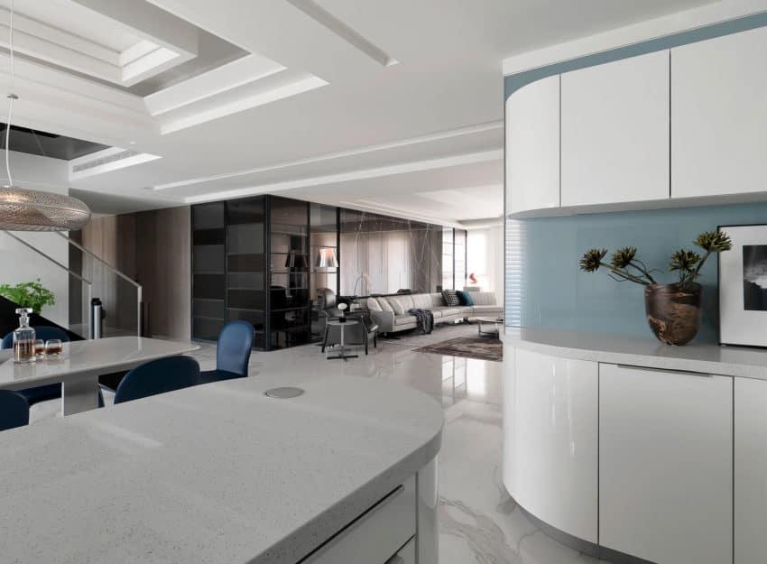Apartment Interior by Vattier Design (14)