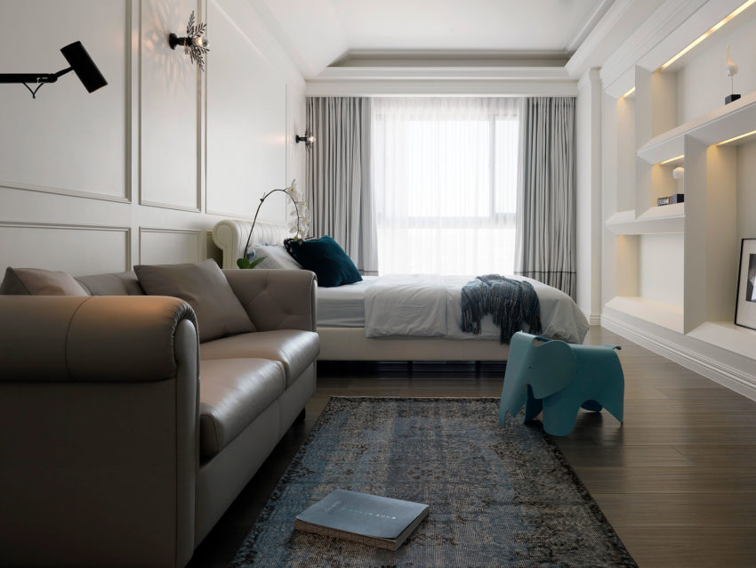 Apartment Interior by Vattier Design (27)