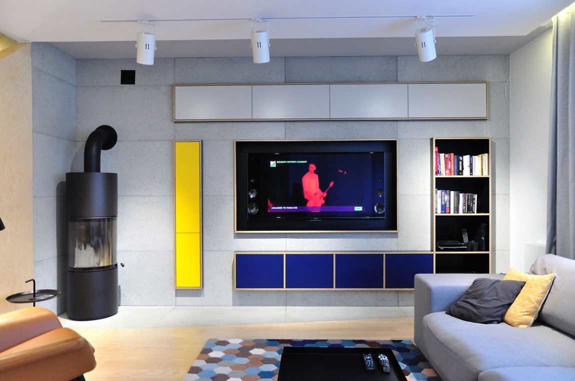Apartment in Gdansk by Ministerstwo Spraw We Wnętrzach (4)