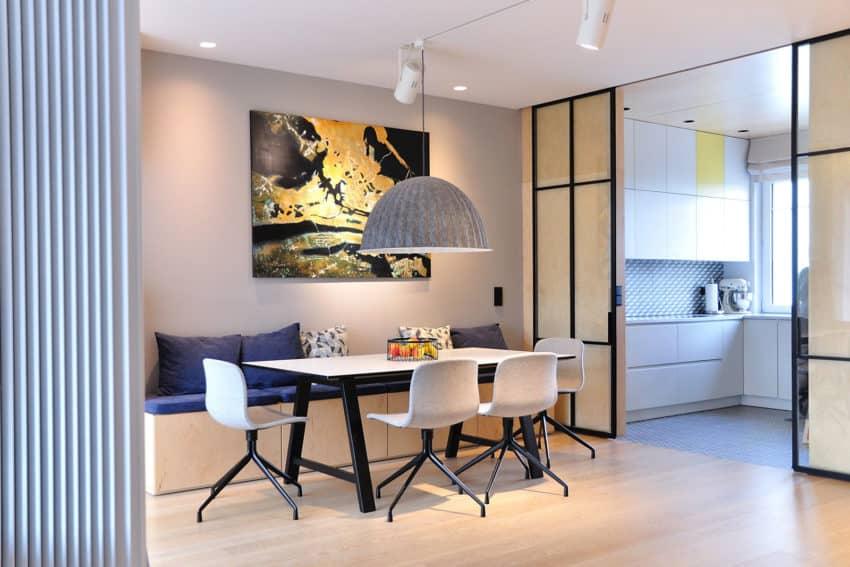 Apartment in Gdansk by Ministerstwo Spraw We Wnętrzach (16)
