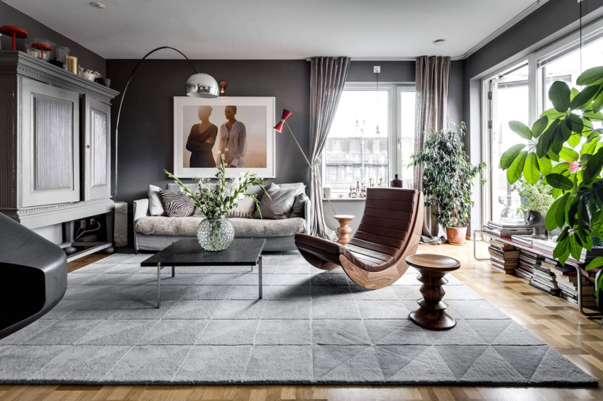 Apartment in Stockholm by Alexander White (10)