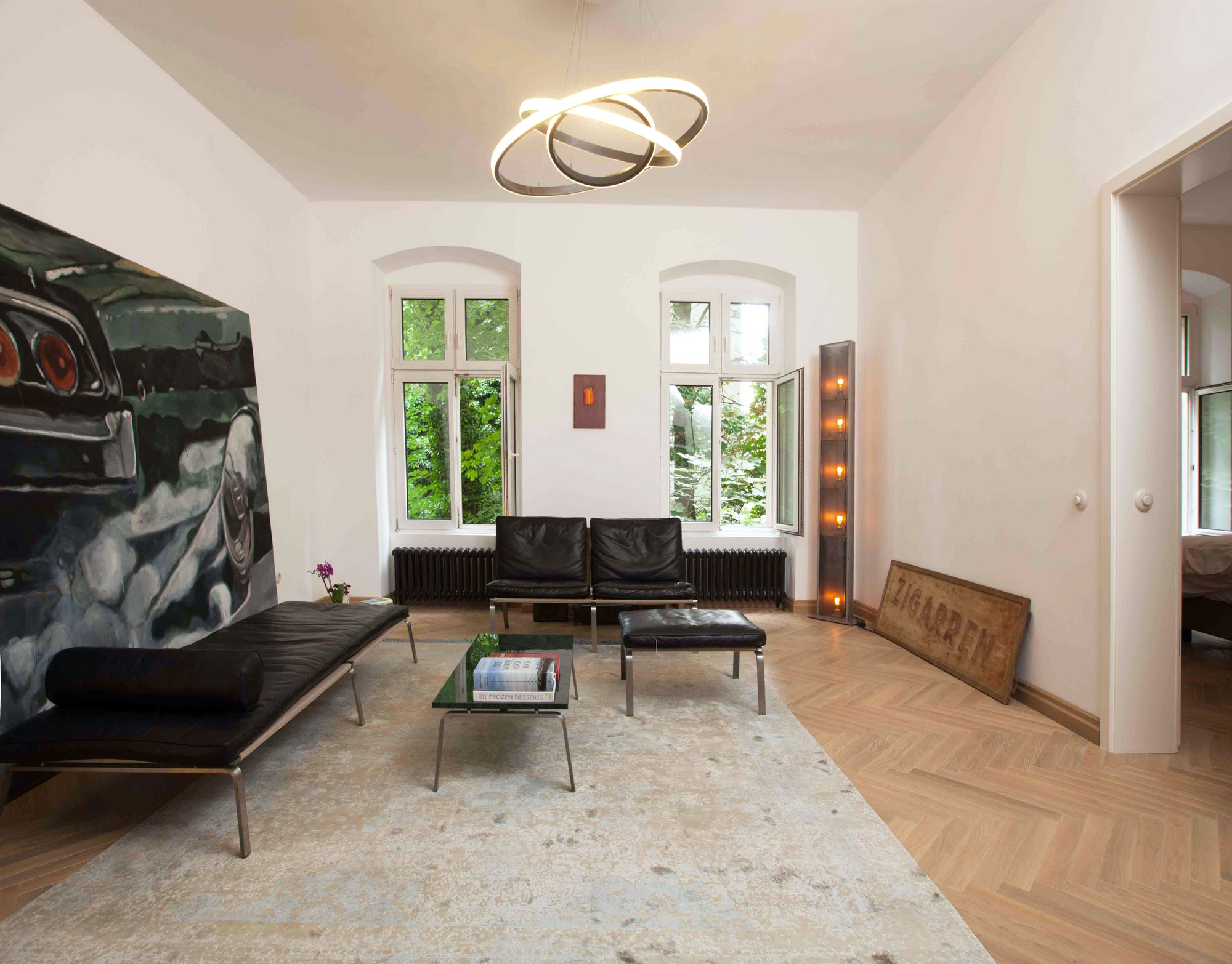 Green Living Berlin friedman architects remodel a home in kreuzberg berlin