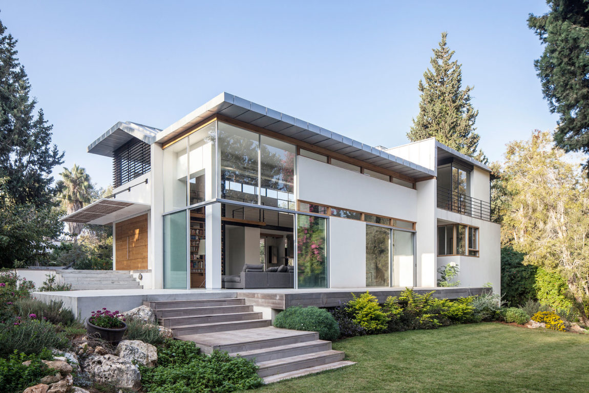CY Residence by Kedem Shinar Design & Architecture (2)