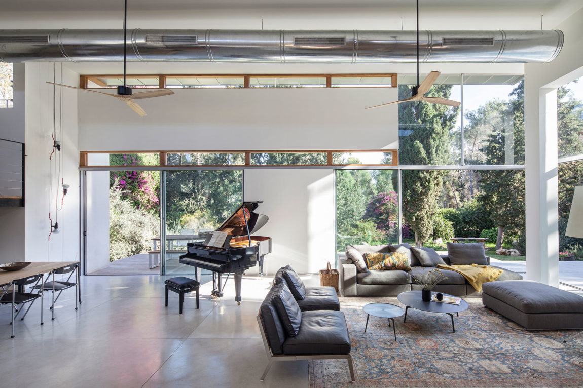 CY Residence by Kedem Shinar Design & Architecture (12)
