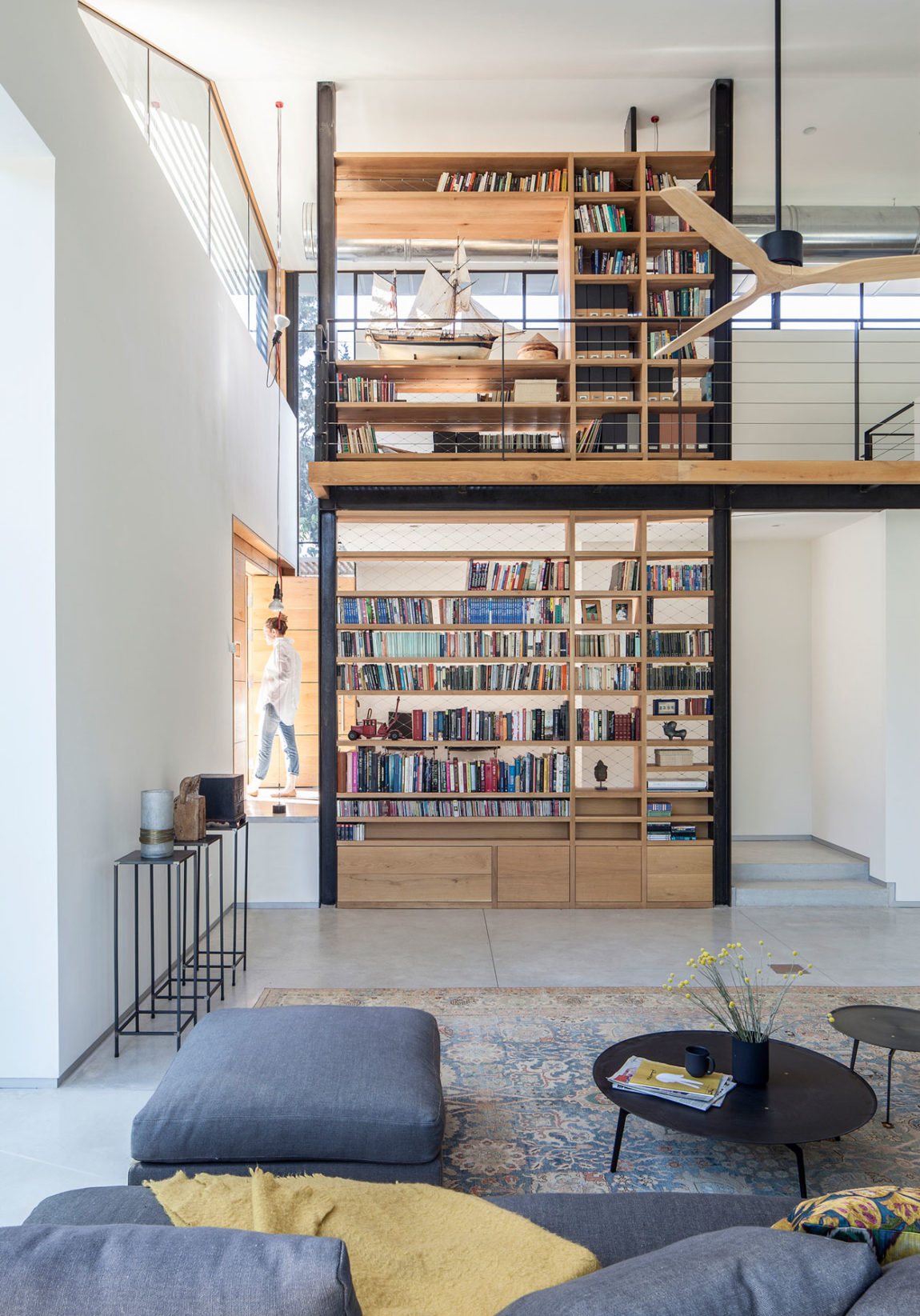 CY Residence by Kedem Shinar Design & Architecture (14)