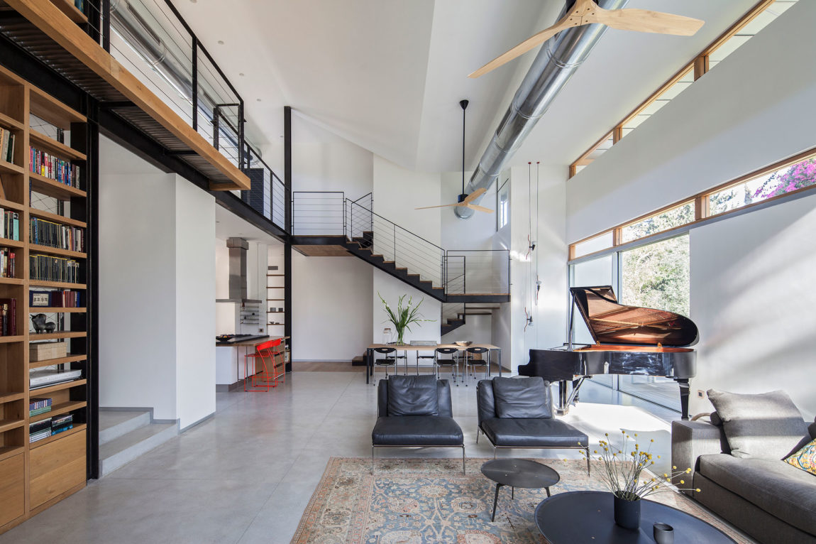 CY Residence by Kedem Shinar Design & Architecture (15)