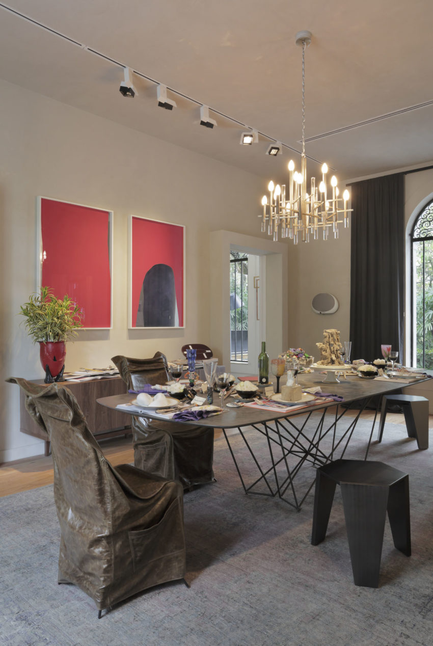 Dining Room by Gisele Taranto - Week 1: Meeting