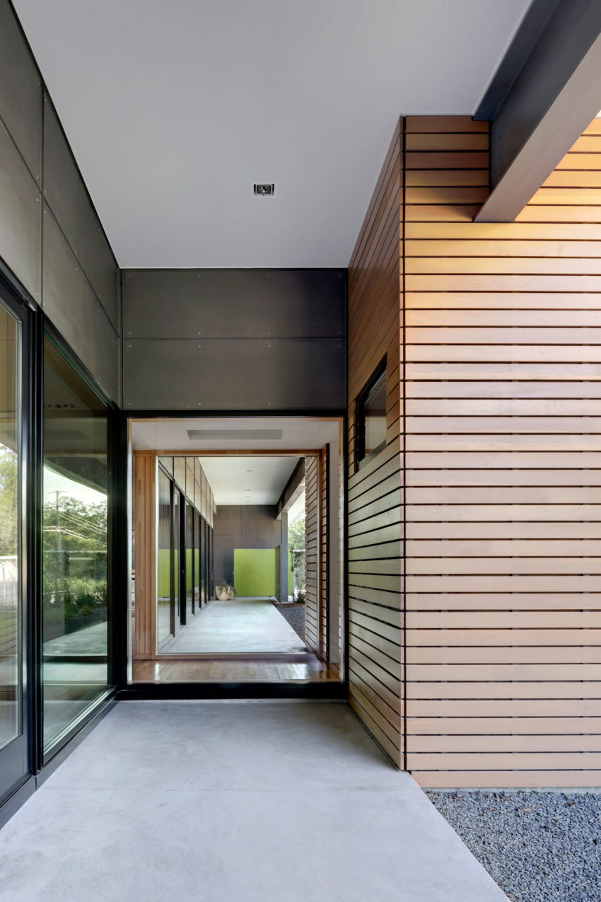Casa di Vetro by Norman D. Ward Architect (11)