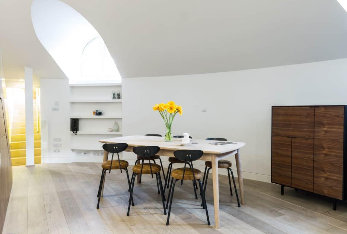Contemporary Penthouse Apartment by VORBILD architecture (4)
